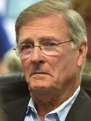 Allen Jones, Treasurer, Indian River County Hospital DIstrict Trustee  CQ: Allen Jones
