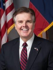 Lt. Gov. Dan Patrick