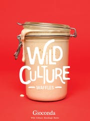 Wild Culture Waffles use a sourdough culture that requires