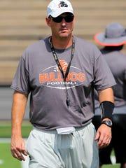 First-year Burkburnett coach Jason Meng is taking over
