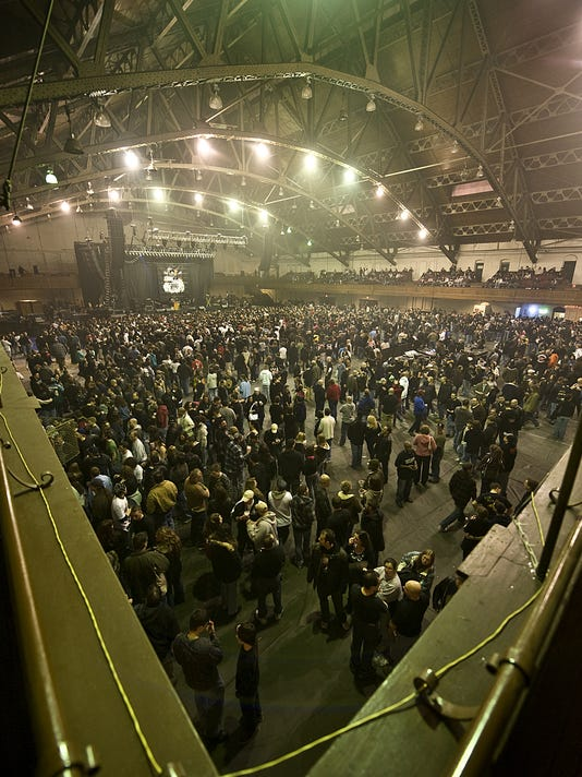 Disturbed & Skindred @ The Main Street Armory