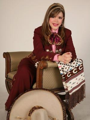 Ranchera singer Yolanda Del Rio will perform Nov. 17 at the Chumash Casino Resort in Santa Ynez.