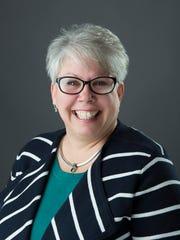 Paula Herbert, president of the Michigan Education