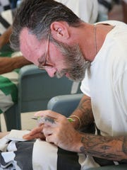 Soldier On provides 30 hours of classroom work each week focusing on life skills, including employment and career development training for incarcerated veterans at the Central Mississippi Correctional Facility in Pearl.