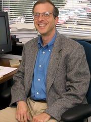 UD professor Jonathan Justice