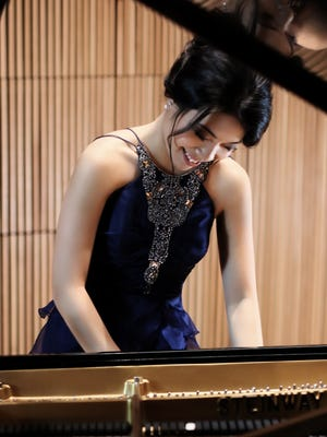 Pianist Joyce Yang performs with the Milwaukee Symphony Nov. 17 and 18.