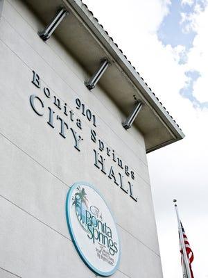 Bonita Springs City Hall.