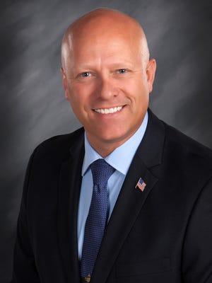 Stearns County Lt. Robert Dickhaus