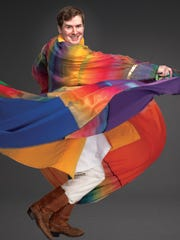 "A promotional photo for GREAT Theatre's upcoming production of ""Joseph and the Amazing Technicolor Dreamcoat."""