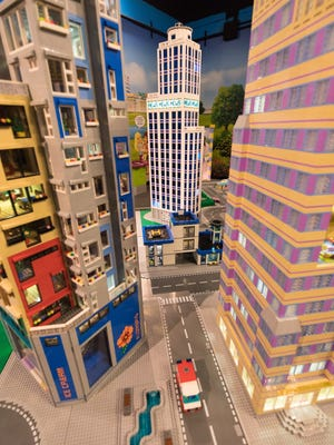 LEGO City Builder at LEGOLAND® Discovery Center Westchester!