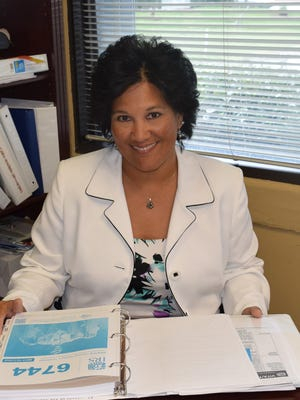 For several months this year, Carol G. Houwaart-Diez spent every Wednesday evening moonlighting as a volunteer tax preparer for the Volunteer Income Tax Assistance Program. Houwaart-Diez is president/CEO of United Way of Martin County.