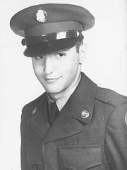 Sgt. Michael James Barra, who died at age 18 in North Korea.