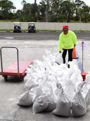 The Indian River Colony Club also assists residents with sandbags during hurricanes.