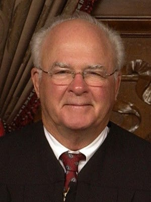Tennessee Supreme Court Justice E. Riley Anderson. Announced he will retire Aug. 31, 2006.