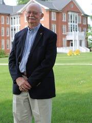 David Oliver, class of 63, Juniata College Alumni Award
