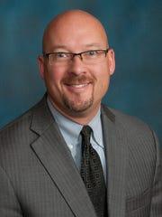 Hy-Vee HealthMarket store director Matt Pertzborn.