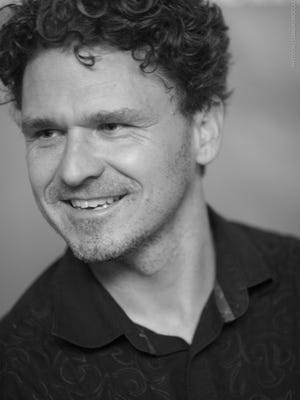 Author Dave Eggers will be at literacy events in metro Detroit on Tuesday and Wednesday.