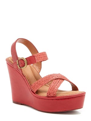 Børn sandals, $26.90 from the clearance department of www.nordstromrack.com.
