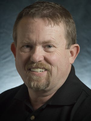 Pentacle Theatre Executive Director Randy Boyd is retiring Dec. 29. He's served in the position since 2008.