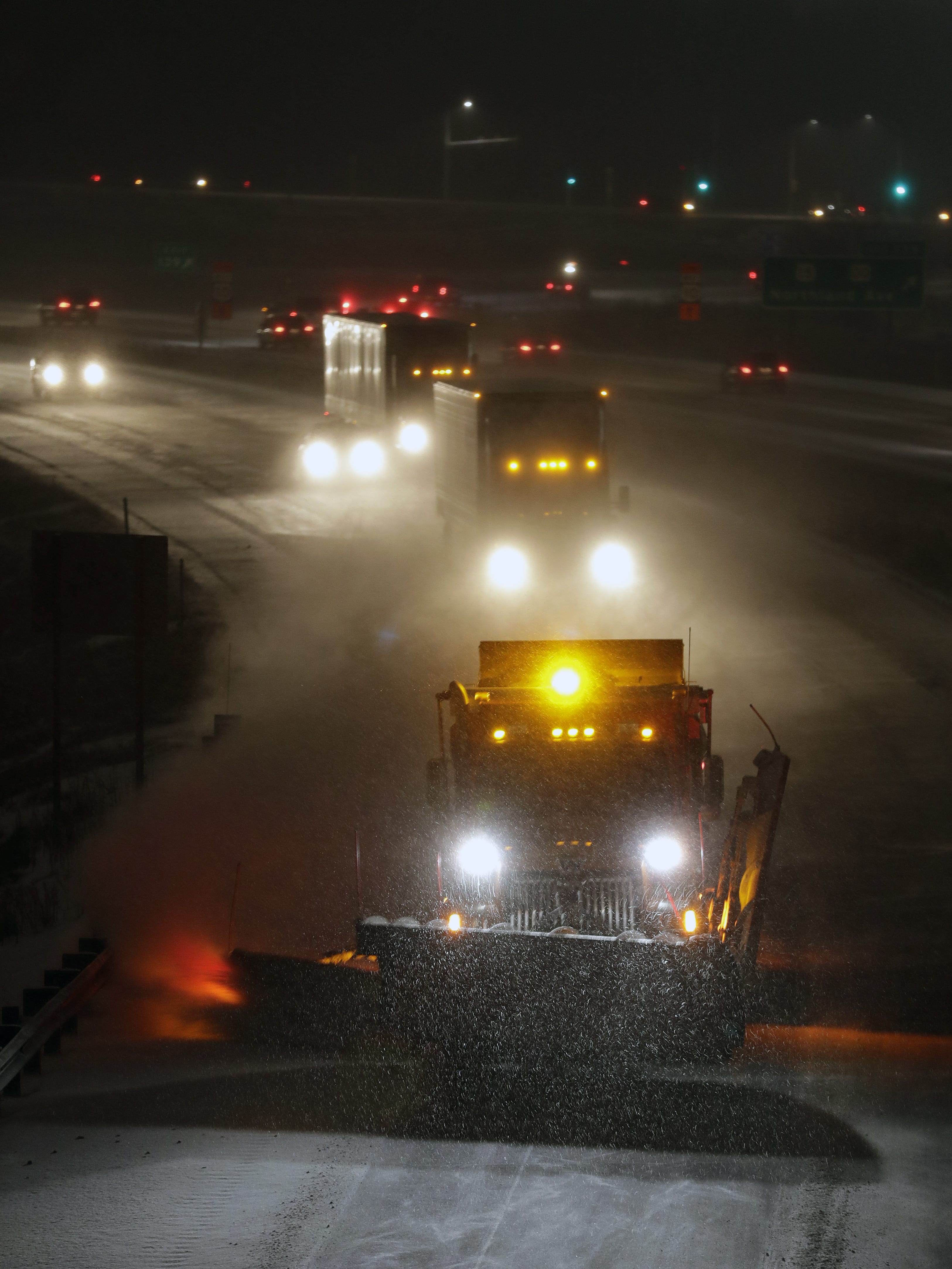 wisconsin weather  winter storm bearing down on state