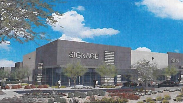 A commerce park planned near Phoenix-Mesa Gateway Airport could bring up to 2,000 jobs to Mesa.