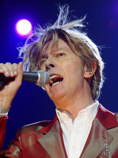 British music legend David Bowie has died, he was 69.