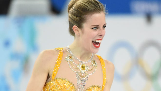 Ashley Wagner came off a disappointing U.S. Nationals to skate three clean programs in Sochi.