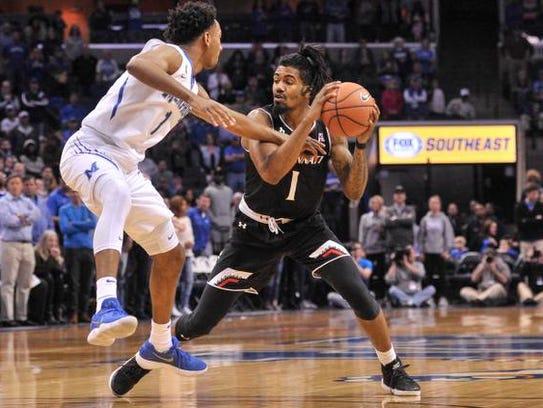 Jan 27, 2018; Memphis, TN, USA; Memphis Tigers guard