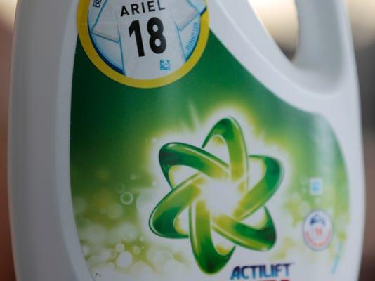 AP Germany Hitler Detergent