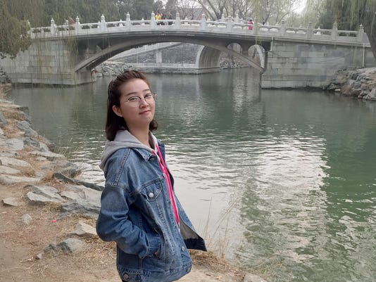 Chinese Scholar Yingying Zhang