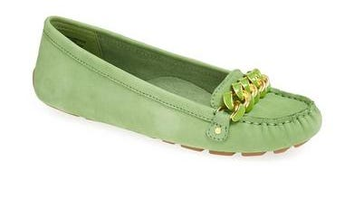 Try the Nine West Bellbrooke Flat ($79 at Nordstrom, with a location in Christiana Mall).