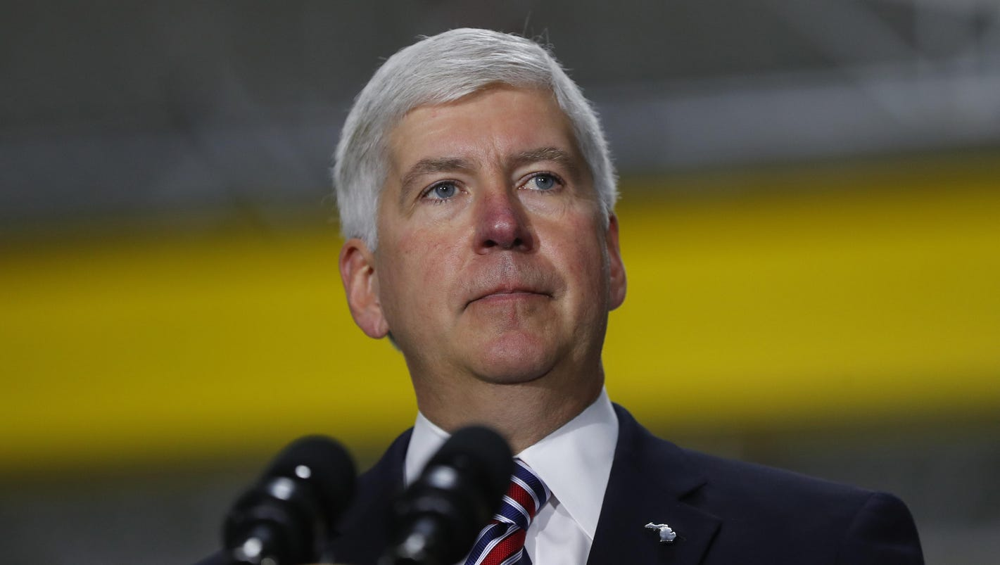 Jacques: For Gov. Snyder, schools and jobs are linked