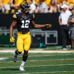 Leistikow: Will Iowa football's receivers show more speed in 2018? The ear test says yes