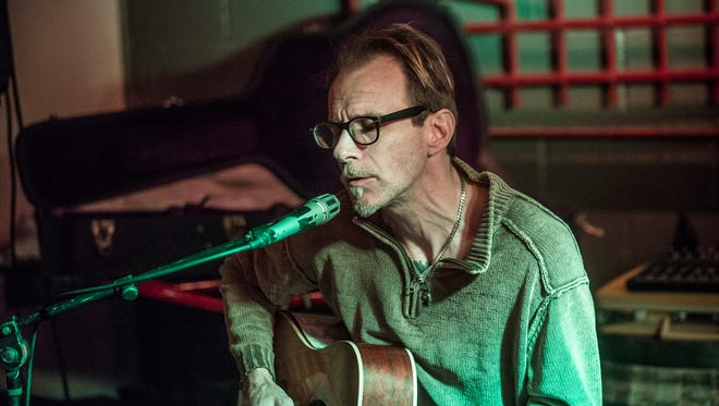 Scott Grant performs a solo show Thursday, Jan. 25, 2018, at Adrienne's Downtown Bar in Prattville.