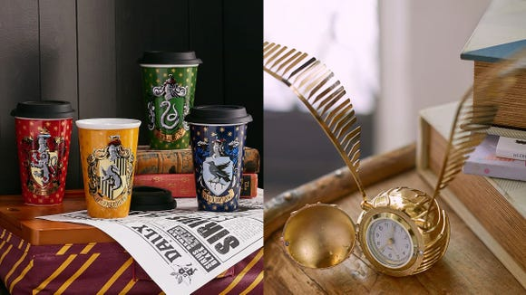 12 magical gifts for people who are obsessed with Harry Potter