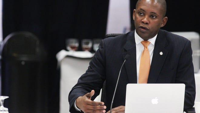 FAMU trustee resigns from board.