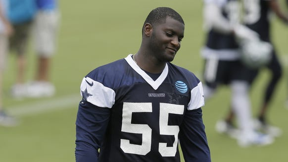Rolando McClain will miss the first 10 games for on