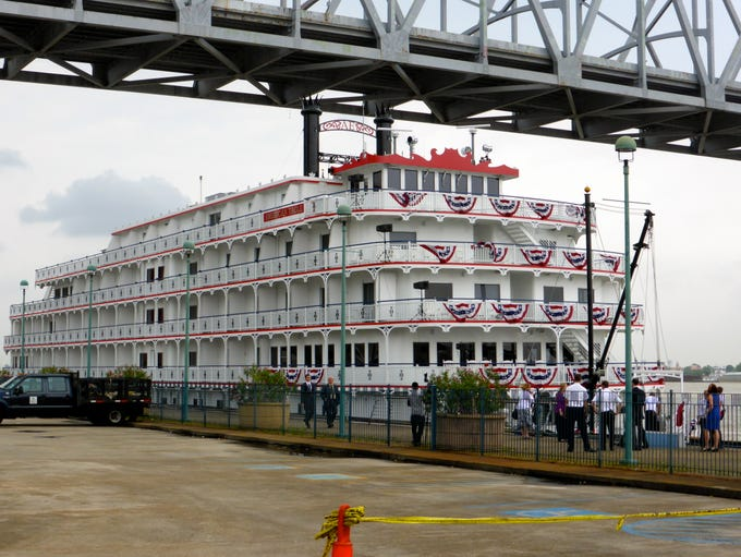 Introduced in 2015, American Cruise Line's 305-by-53-foot,150-guest
