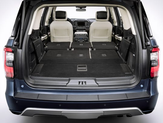 All-New Ford Expedition Full-Size SUV with Adaptable