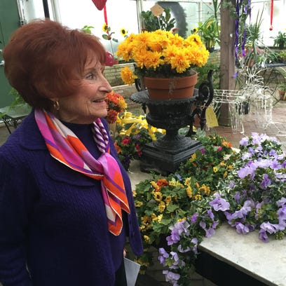Joan Schmitt is retiring from The Flower Shop, a 140-year-old
