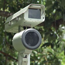 file photo of a red light camera