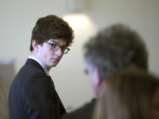 APTOPIX Prep School Rape Trial