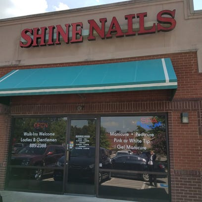 The Metro Nashville Police Department is raiding Shine