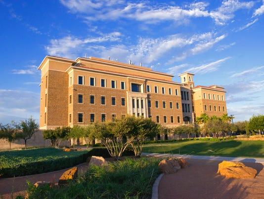 Texas Tech Building