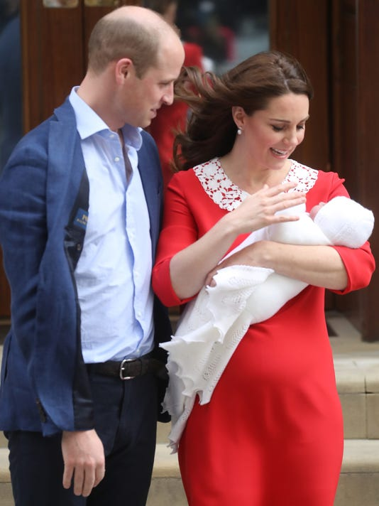 Royal baby: What will the new prince be named?