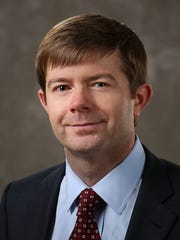 Trey Miller, broker with NAI Knoxville, was named CCIM's Retail Broker of the Year