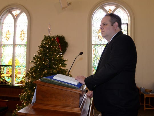 The Rev. Michael Horlocker of South Lyon Presbyterian Church invites anyone who needs an elevating spiritual time to the Dec. 21 Blue Christmas service. The service, at 7 p.m., is designed for anyone going through a tough part of their lives and is looking for some spiritual lift.