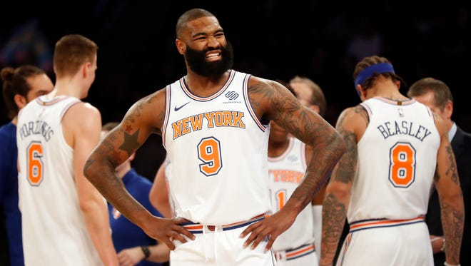 Kyle O'Quinn agreed to terms with the Pacers on Friday.