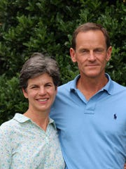 Dr. David McKellar and his wife, Ginny, are parents
