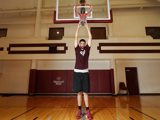 MSU basketball player Tanveer Bhullar will bring some size to the Bears lineup.